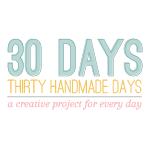 http://www.thirtyhandmadedays.com/