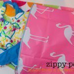 Zippy Pouch from the Polkadot Chair