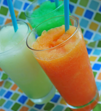 Kool Aid Slurpee- such a yummy treat and perfect for the summer!