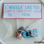 "Valentine's Day: I ""Wheelie"" Like You"