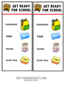 freeschoolprintable