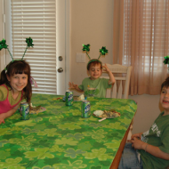 St. Patrick's Day Green Meals