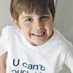 Easy St. Patrick's Day Boy Shirt