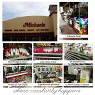 Michael's: Where Creativity Happens