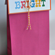 Teacher Appreciation Idea: Bright Idea