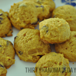 Chocolate Chip Pumpkin Cookies + Happy Fall tags