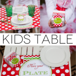 Kids-table-collage