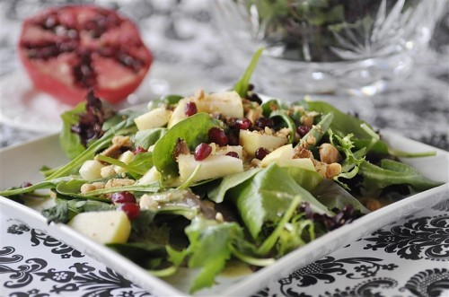 lemon dijon salad