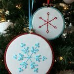 Perfect for the holidays- Snowflake Pattern!
