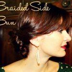 Braided Bun – Hair Tutorial