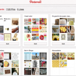 Pinterest + a giveaway