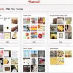 Pinterest + a giveaway
