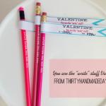"""You are the """"write"""" stuff Valentine!"""