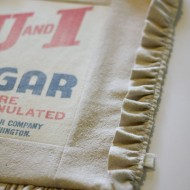 Sugar Sack Pillow