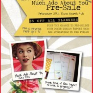 Much Ado About You Calendar Sale!!