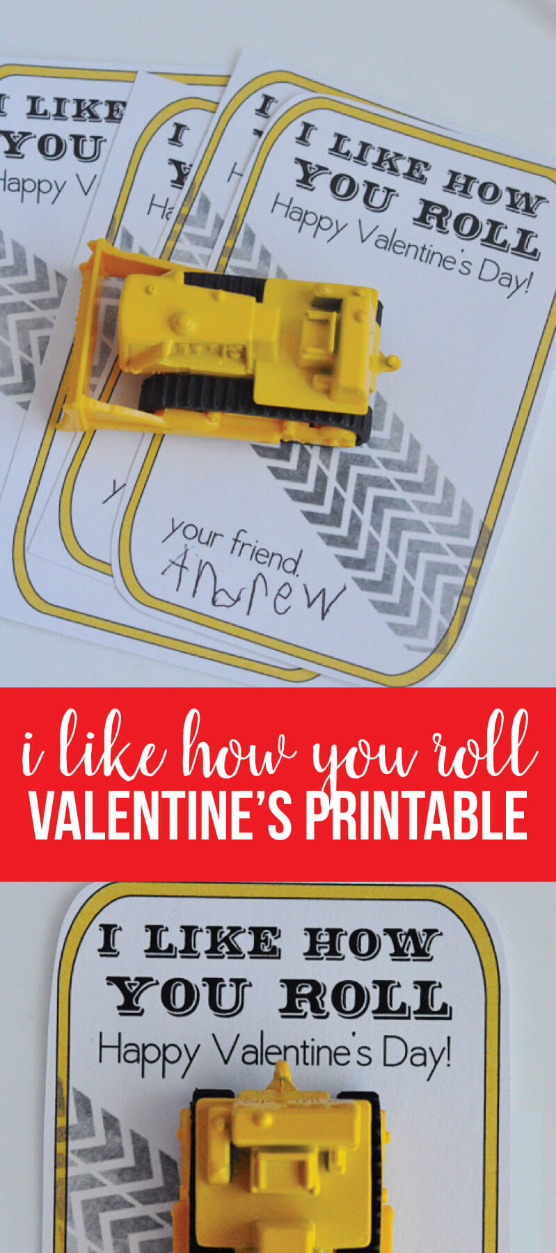 Printable Valentines Day Gifts - this