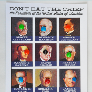 Presidents' Day: Don't Eat the Chief