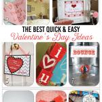 Valentine's Day Quick & Easy Round-Up