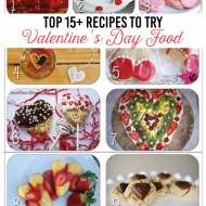 Valentine's Day Food Round Up