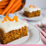 Mom's Carrot Cake – the Best Ever!