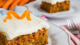 Mom's Carrot Cake - the Best Ever!