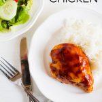 Dr. Pepper Chicken