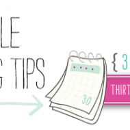 3 Simple Blog Tips