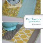 Patchwork Placemats {Intro}
