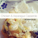 Recipes for Chicken: Cheesy Asparagus Chicken