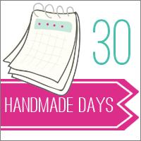 Thirty Handmade Days