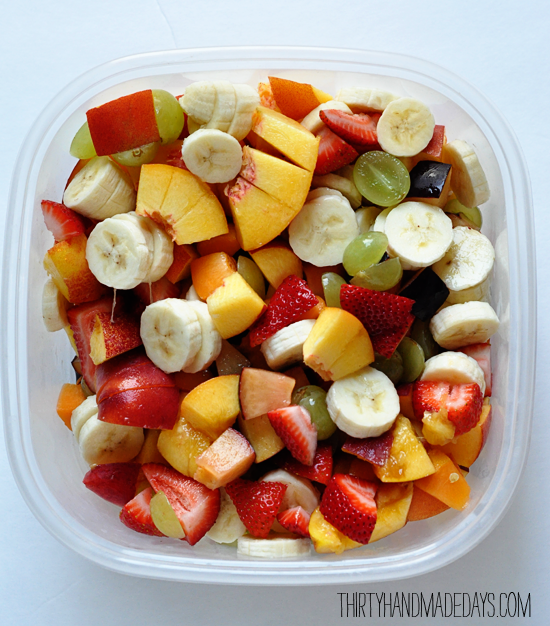 fruit salad breakfast healthy fruit trees for sale