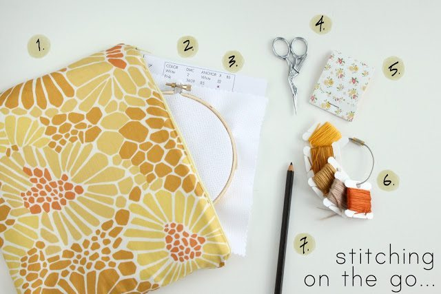 Take Your Stitching on the Go