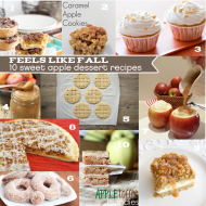 Dessert Apple Recipes