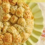 Garlic Cheese Pull Apart Bread