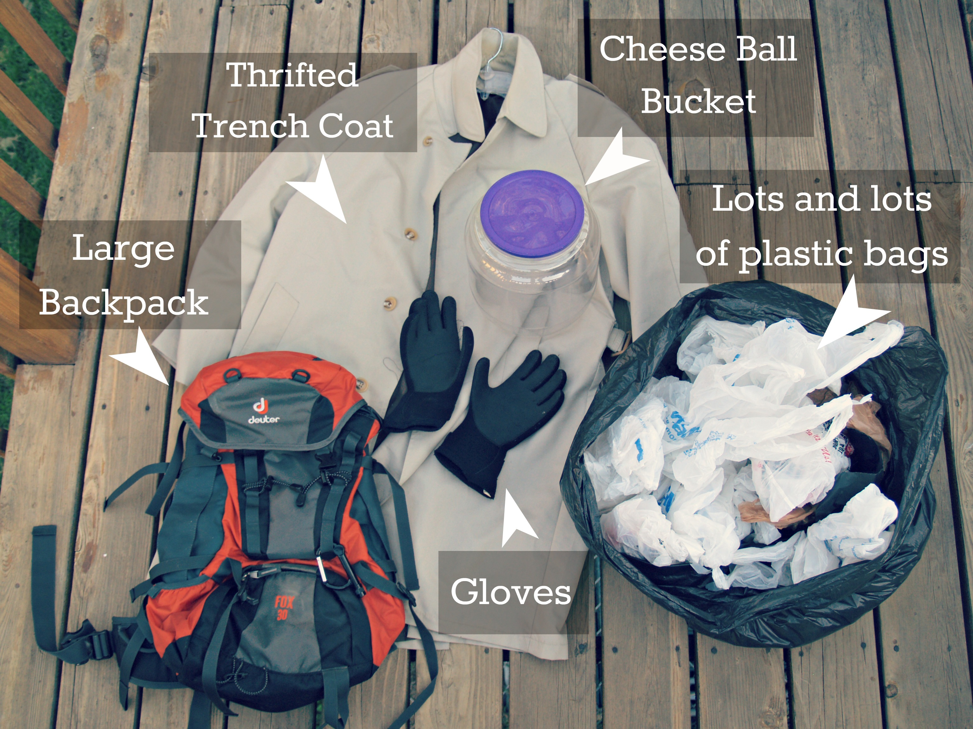 An error occurred. & DIY Headless Halloween Costume Using Backpack | Nature For Kids
