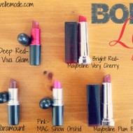 How to Makeup Tips: Bold Lips