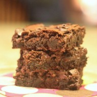 Mexican Mocha Brownies