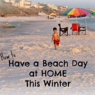 Have a Beach Day this Winter