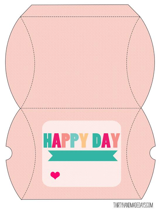 Printable Birthday Box Template from 30daysblog