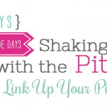 Linky Party- Shaking Things Up!