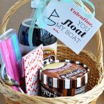 Valentines Gift Idea: Root Beer Float Kit + Printable