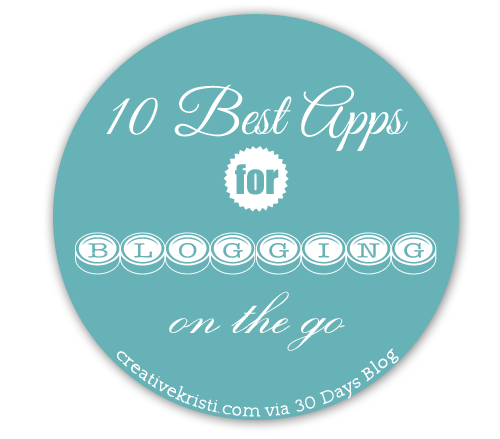 10 Best Apps for Blogging on the Go
