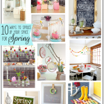 10 Ways to Spruce Up Your Space for Spring