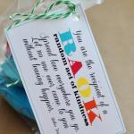 Random Acts of Kindness : #loveforjj