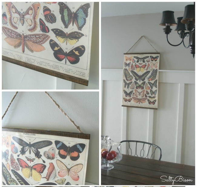 DIY butterfly art 2