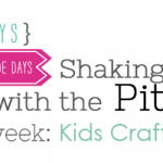 Pity Party- Link Up Your Kids Crafts