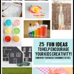 25 Easy & Fun Kids Ideas