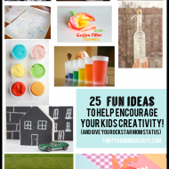 25 Easy & Fun Kids Ideas