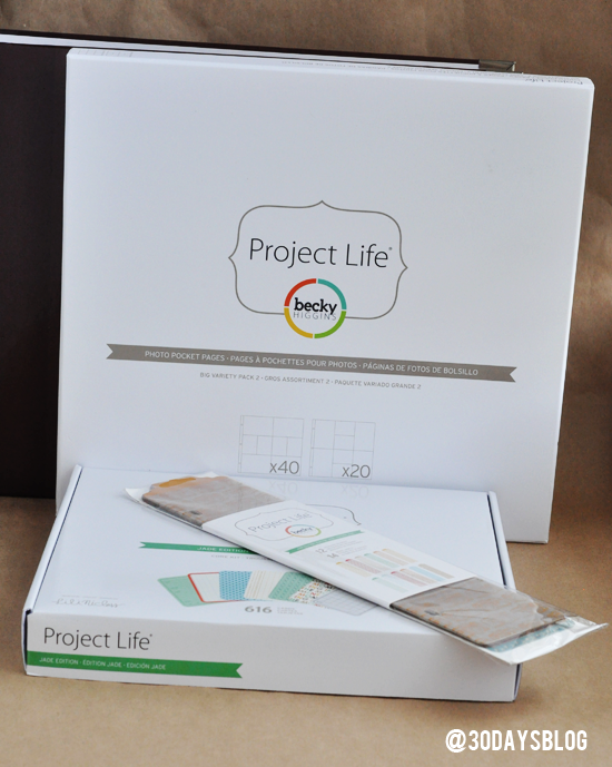 Project Life Jade Kit