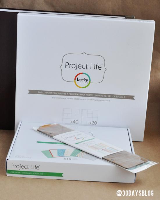 Project Life Jade Kit